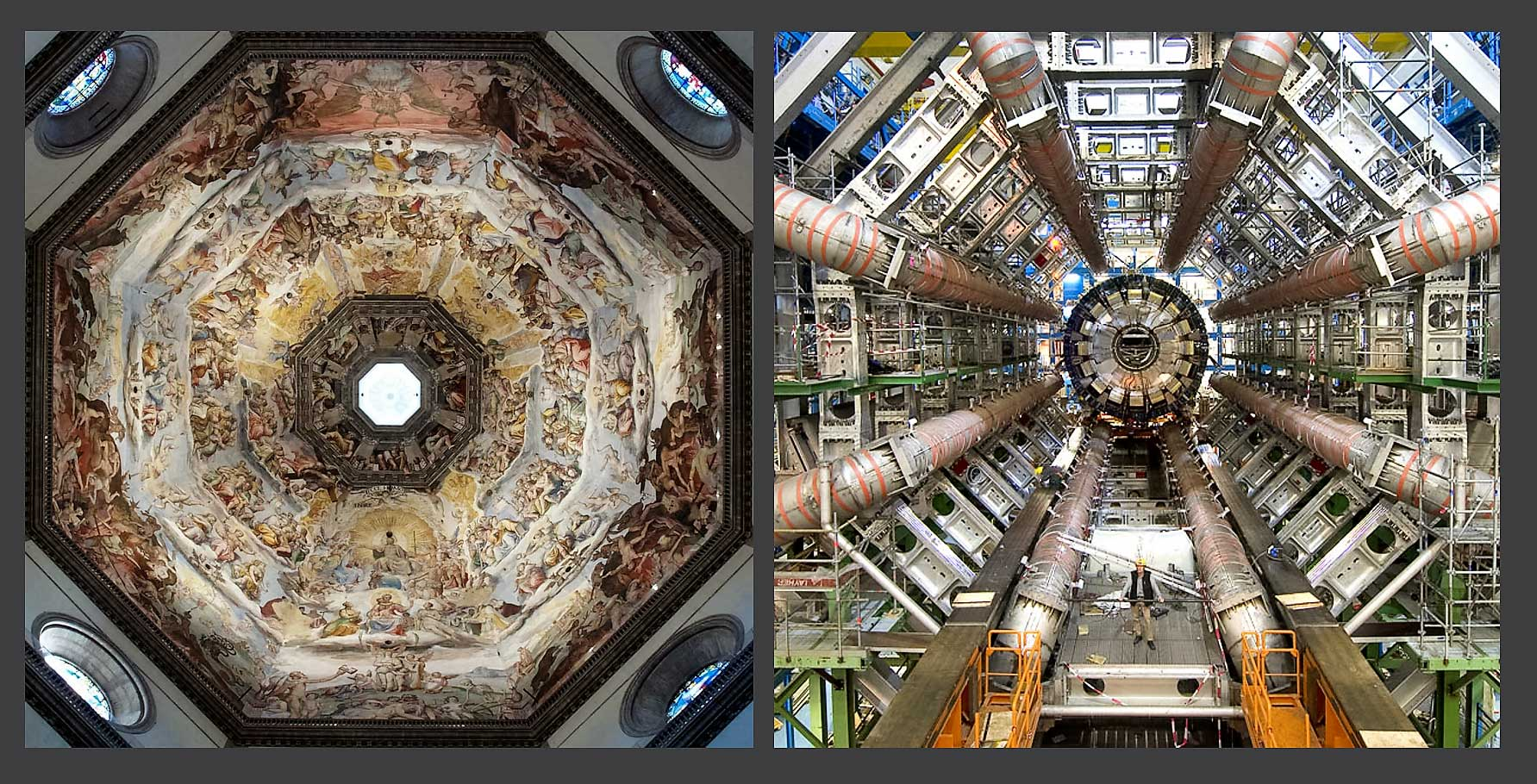 Art et Science : de Florence au CERN