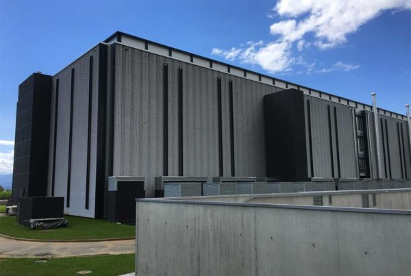 Le plus grand datacenter de Suisse - F6 Ingénieurs