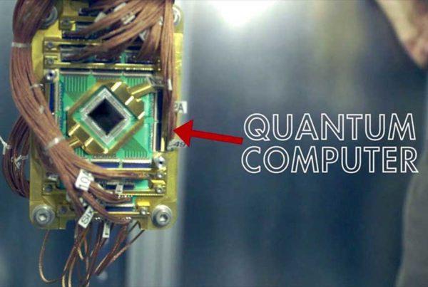 Quantum computer, Google Nasa - F6 Ingénieurs