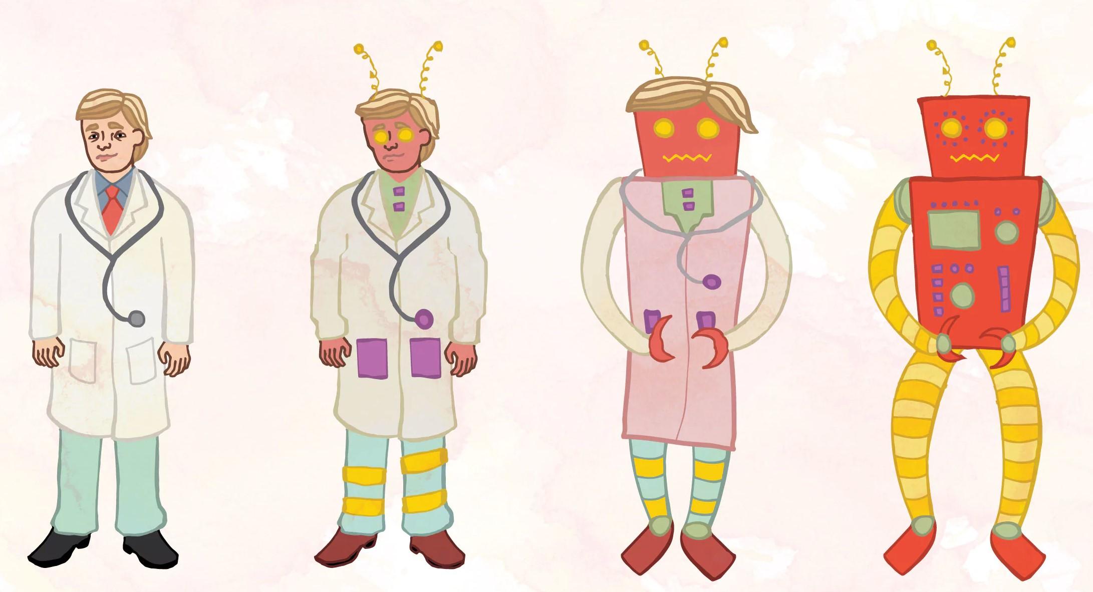 Et si votre médecin était un robot ?